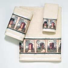 Outhouses 4 Piece Towel Set