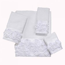 Rosie 4 Piece Towel Set
