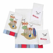 Beach Day 4 Piece Towel Set