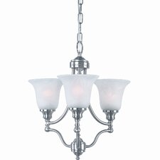 Prescott 3 Light Mini Chandelier