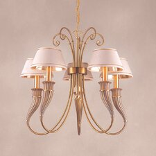 Syrano 5 Light Chandelier