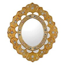 'Sweet Flower Majesty' Mirror