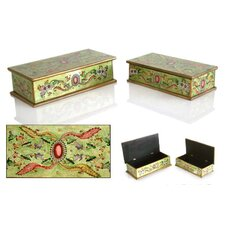 'Ruby' Boxes (Set of 2)