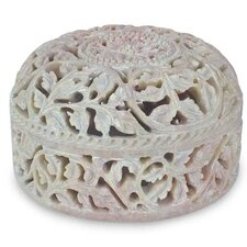 Floral Arabesque Jewelry Box