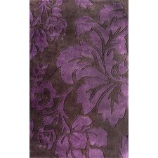 Cine Bella Purple Rug