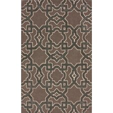 Goodwin Tan Marrakech Trellis Rug