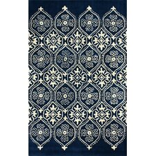 Moderna Regal Blue Farah Rug