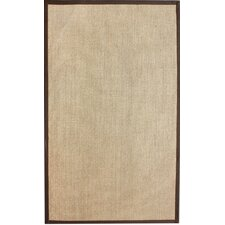 Natura Brown Herringbone Rug
