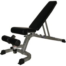 Flat Incline / Decline FID Adjustable Utility Bench