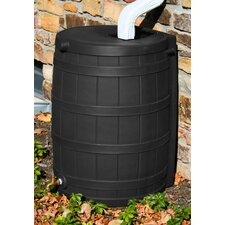 Rain Wizard 50 Gallon Rain Barrel