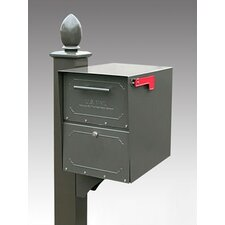 Oasis Jr. Locking Mailbox
