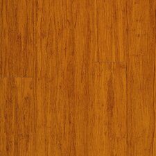 "Strand Woven 3-3/4"" Engineered Bamboo Flooring in Carbonized"