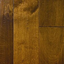 "Fiji 6-3/8"" Engineered Maple Flooring in Lapacho"