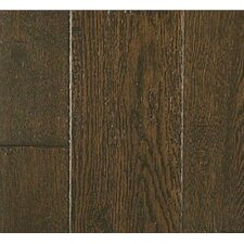 "Fiji 0.5"" x 1.875"" Flush Reducer in Dark Leather Oak"