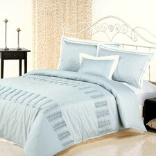 Nina 4 Piece Duvet Cover Set