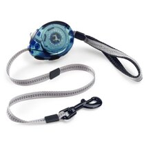 Zip Lead Retractable Dog Leash in Blue