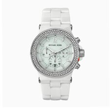 Women's Bel Aire Ceramic Watch in White
