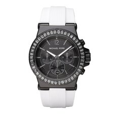 Women's Bel Aire Rubber Strap Watch