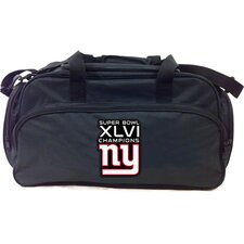 NFL New York Giants Superbowl XLVI Champs Duffel Bag