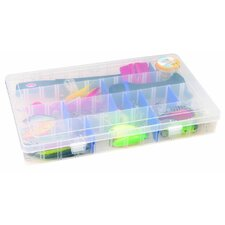 Tuff Tainer Storage Box with Adjust Dividers