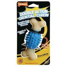 Double Action Dental Chew Spiky Dog Toy