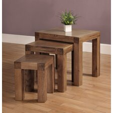 Santana 3 Piece Nest of Tables