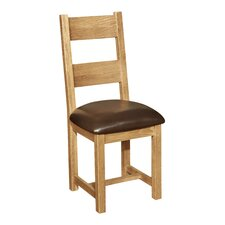 Calgary Oak Dining Chair
