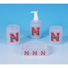 NCAA 4 Piece Bath Set