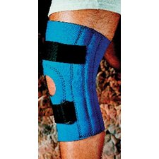 Knee Sleeve Neoprene Open Patella Support with Stays