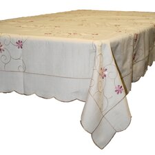 New Orleans Embroidered Design Tablecloth