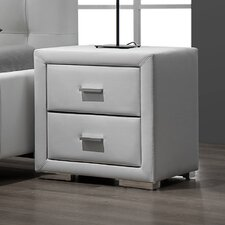 Riviera 2 Drawer Nightstand