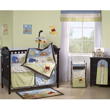 Friendship Pooh Crib Bedding Collection