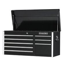 "41"" 8 Drawer Professional Tool Chest in Black"