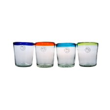 Baja Assorted Glasses (Set of 4)