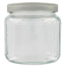 16 Oz. Cracker Jar