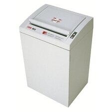 HSM 411.2c, 38-40 sheets, cross-cut, 38.5 gal. capacity