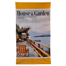Conde Nast Lake House Beach Towel