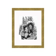 "11"" x 14"" Thin Frame in Soft Gold"