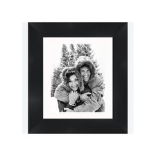 "8"" x 10"" Flat Frame in Black"