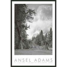"El Capitan Framed Print by Ansel Adams - 36"" x 24"""