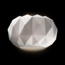 Deluxe 1 Light Wall Light by Archirivolto