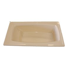 "72"" x 36"" Soaker Rectangular Bathtub"