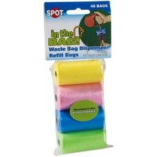 Multi Colored Dispenser Refill Bags