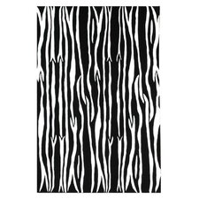 Contempo Black/White Rug