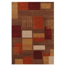 Esquire Stripes Multi Rug