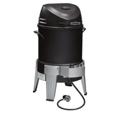 The Big Easy TRU-Infrared Propane Smoker, Roaster and Grill