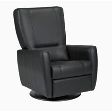Corsica Swivel Glide Recliner and Footrest