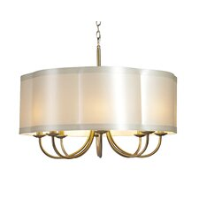 Richmond 8 Light Drum Pendant