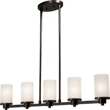 Parkdale 5 Light Kitchen Island Pendant