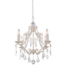Vintage 4 Light Chandelier